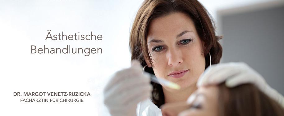 Behandlungen mit Botox und Filler Wien