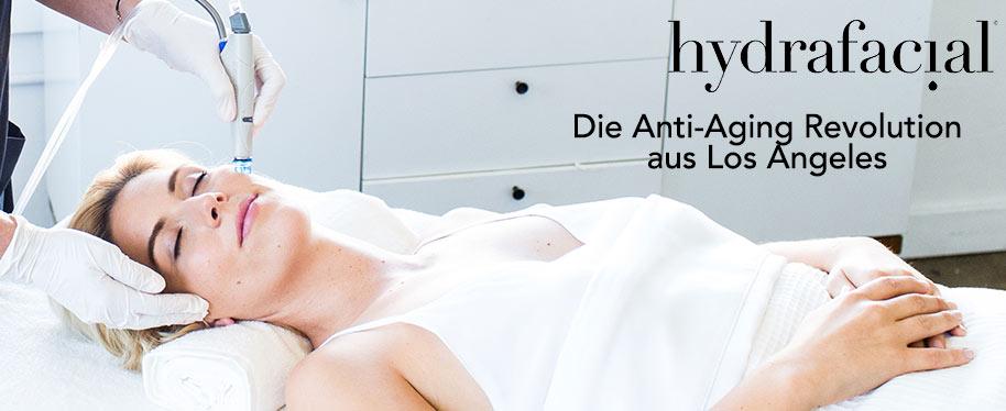 HydraFacial Behandlungen bei Medaesthetics in Wien 1100